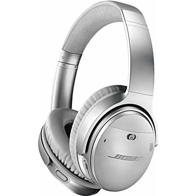 Image of Bose QuietComfort QC35 II Over-Ear Wireless Headphones Silver AU Stock