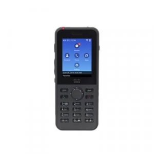 Cisco 8821 Wireless IP Phone with Power Supply and Battery