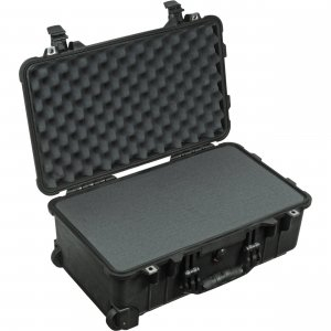 Pelican 1510 With Foam Carry-on Case