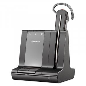 Plantronics Savi 8240 UC Convertible Wireless DECT Headset System 210979-04