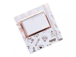 HP 2HS31A Sprocket Gold & White Album