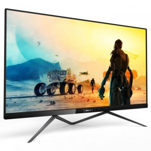 "Philips 356M6QJAB 35"" FHD IPS Monitor with Ambiglow and FreeSync"