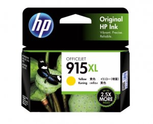 Hp 915xl Yellow Original Ink Cartridge