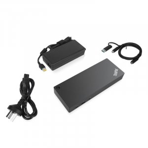 Lenovo ThinkPad Hybrid USB-C with USB-A Dock - 40AF0135AU