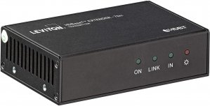 Leviton Security & Automation Leviton Hdbaset Hdmi Extender 100m Bi-directional Ir Multi-channel Audio And Rs-23