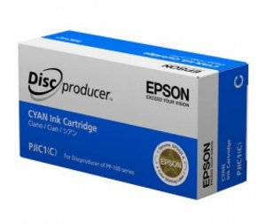 Epson Pp100/ap Cyan Ink Cartridge For Discproducer