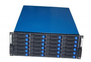 TGC Rack Mountable Server Chassis 4U 24-Bays Hotswap 680mm Depth