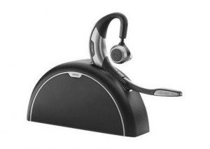 Jabra 6640-906-100 Motion UC+ Headset with Travel and Charge Kit