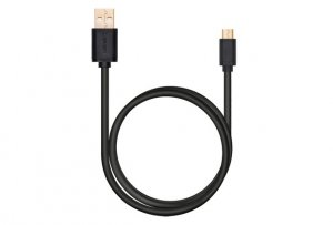 Ugreen Micro Usb2.0 Male To Usb Male Cable Gold-plated 1m Black 10836