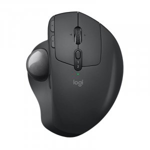 Logitech MX Ergo Wireless Trackball Mouse 910-005180