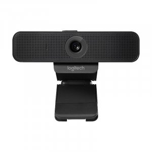 Logitech C925e Webcam for 1080p HD Video Collaboration 960-001075