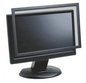 "3m Pf324w Framed Privacy Filter For 24"" Widescreen Lcd Monitor (16:10)"
