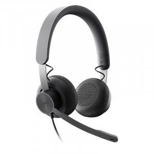 Logitech Zone UC ANC Wired USB Headset 981-000876