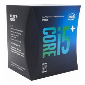 Intel Core i5+ 8400 Hex Core LGA 1151-2 2.80 GHz CPU with 16GB Intel Optane