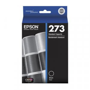 Epson 273 Black Ink Cartridge 250 pages