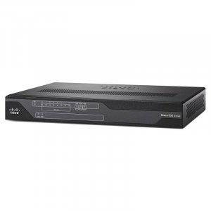 Cisco C892FSP 8-port Managed Integrated Services Router with SFP