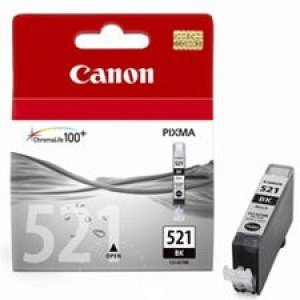 Canon Photo Ink Cartridge Black CLI-521BK
