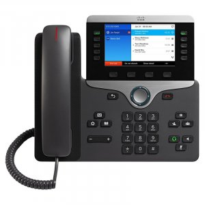 Cisco 8851 IP Phone with Multiplatform Phone Firmware CP-8851-3PCC-K9=