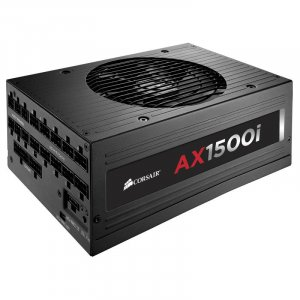 Corsair AX1500i Digital 80+ Titanium ATX 15AMP Power Supply Unit PSU