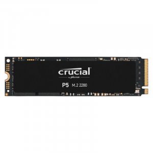 Crucial P5 1TB NVMe M.2 PCIe 3D NAND SSD CT1000P5SSD8