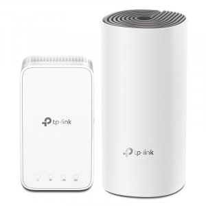 TP-Link Deco E3 AC1200 Dual-Band Mesh Wi-Fi System -DECOE3(2-PACK)