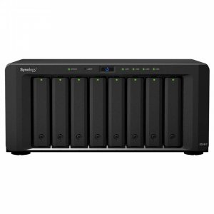 Synology DiskStation DS1817 8 Bay Diskless NAS Quad Core CPU 4GB RAM