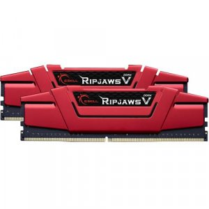 G.Skill Ripjaws V 32GB (2x 16GB) DDR4 2133MHz Memory Red