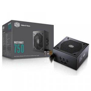 Cooler Master MasterWatt 750W 80+ Bronze Semi-modular Power Supply