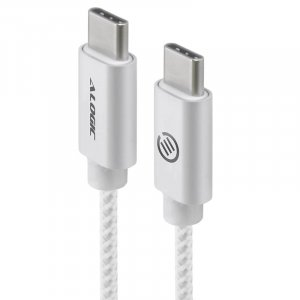Alogic 2m Prime USB 2.0 Type-C Charge & Sync Cable - (M/M) - Silver