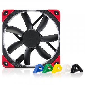 Noctua 120mm NF-S12A PWM chromax.black.swap 1200RPM Fan