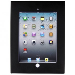 Brateck Wall Mount Anti-Theft Secure Enclosure for iPad - PAD12-01A