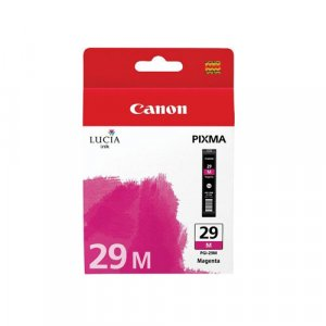 Canon PGI29 Magenta Ink Tank 281 pages Magenta