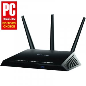 Netgear R7000 Nighthawk AC1900 Smart WiFi Router - NBN Ready