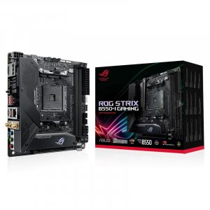 ASUS ROG STRIX B550-I GAMING AM4 Mini-ITX Motherboard