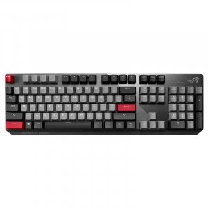 ASUS ROG Strix Scope PBT Mechanical Gaming Keyboard - Cherry MX Red ROG STRIX SCOPE PBT/RD