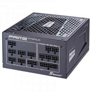 Seasonic Prime Ultra 80 Plus Titanium 750W Power Supply SSR-750TR