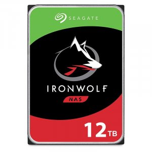 Seagate ST12000VN0008 12TB IronWolf 3.5