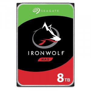 Seagate ST8000VN004 8TB IronWolf 3.5