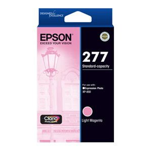 Epson 277 Light Magenta Ink Cartridge 360 pages T277692