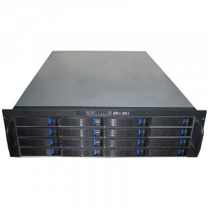 TGC TGC-316 3U 16-bay Mini-SAS Hot-swap Rack Mountable Server Chassis - no PSU