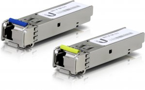 Ubiquiti U Fiber  Sfp Single-Mode Module 1G Bidi 2-Pack (UF-SM-1G-S)