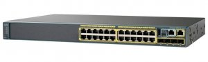 Cisco Catalyst WS-C2960X-24TS-L 2960-X 24 Port Gigabit Ethernet, 4x Gigabit SFP Switch
