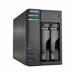 Asustor AS6202T NAS Quad-Core 4GB DDR3L