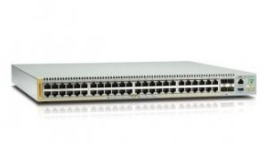 Allied Telesis At-x510-52gpx-n1 48-port 10/100/1000t Poe+ Stackable Swit