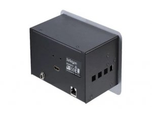 Startech BOX4HDECP2 Conference Table Connectivity Box For Av