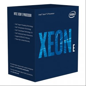 Intel Xeon E-2174G BX80684E2174G LGA 1151 Server Processor CPU