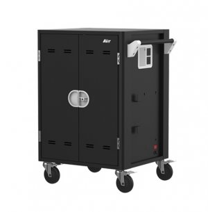 AVer C36i+ Charging Cart 36 Device Intelligent Tablets, Laptops & Chromebooks Charge Cart