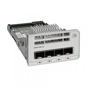 Cisco C9200-NM-4G=Catalyst 9200 4 X 1g Network Module