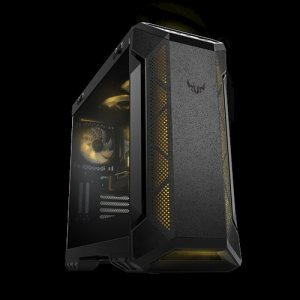 ASUS TUF Gaming GT501 RGB Tempered Glass Mid-Tower E-ATX Case - BLACK