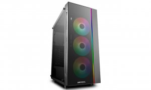 Deepcool MATREXX-50-ADD-RGB-3F Mid-tower Case Tempered Glass